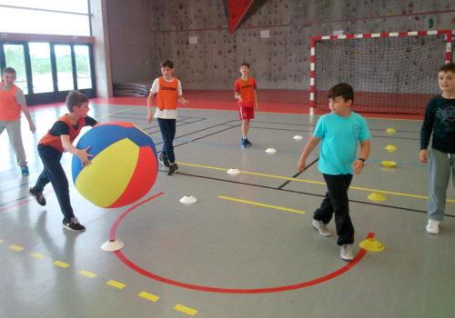 multi-sports activite kinball enfants