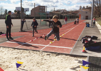 activites multi-sports athletisme