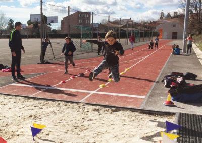 activites multi-sports athletisme