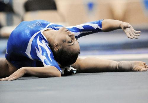 stage gymnastique sportive enfants