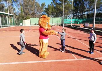 stage tennis padel enfants rencontre arcours