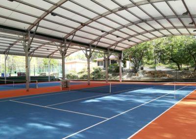 stage tennis padel enfants ados