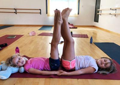 stage yoga enfants